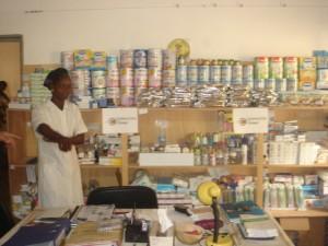 Dotación de la Farmacia, 2008.