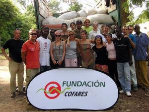 """Participantes del """"Viaje solidario Mali 2008"""""""